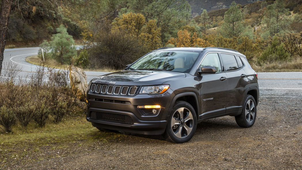2019 Jeep Compass Fiat-Chrysler