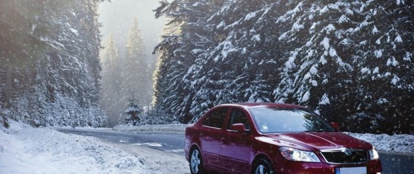 Auto Transport Tips on Driving in the Snow This Winter
