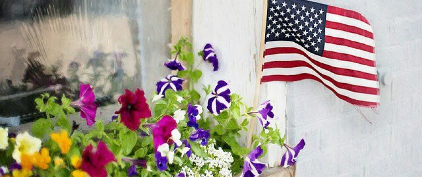 Memorial Day Special: Flags for Fallen Vets