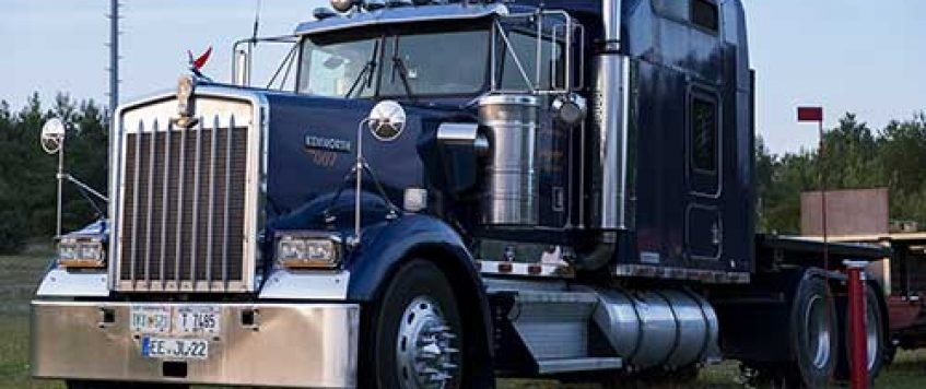 Trucking Industry Employs Big Hearts